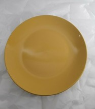 "Royal Norfolk Yellow 10.5"" Dinner Plate  NOS - $4.98"