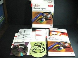 ADOBE PHOTOSHOP 5.5 PROFESSIONAL EDUCATION VERSION USED -S1 - $34.95