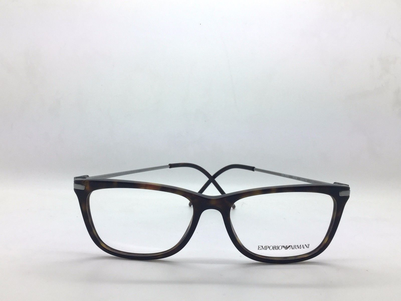 5769bf740af EMPORIO ARMANI Havana Eyeglasses EA 3062 5026 100% Authentic! NEW!