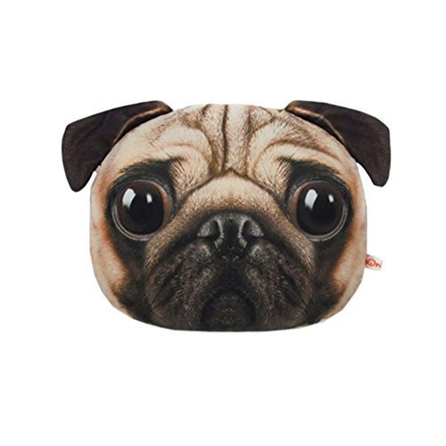 George Jimmy Cute Vehicle Neck Rest Pillow Headrest Cushion Protecter Travel Car