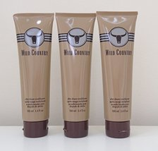 Avon Wild Country After Shave Set of 3 image 2