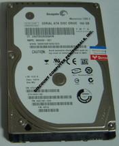 "New ST9160411AS Seagate 160GB 7200RPM SATA-2 2.5"" 9.5MM Hard Drive Free US Ship"