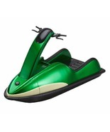 *ex:. ride ride 009 Water bike metallic green (non-scale ABS-painted PVC) - $104.25