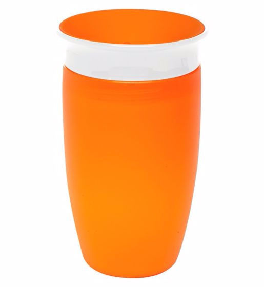 Munchkin Miracle 360 Sippy Cup 296ml Orange