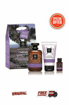 Apivita Set Caring Lavender Shower Gel 300ml, Body Cream 150ml & Body Oi... - $38.07