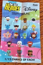 Funko Pint Size Heroes Disney Series 2  - YOU CHOOSE - Vinyl Collectible... - $5.99+