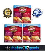 Idahoan Au Gratin Scalloped Casseroles Variety Pack Gluten Free 18 Count - $53.94