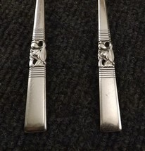 Oneida Community Morning Star Lot of 4 Salad Forks Silverplate-3 Sets Available - $29.95