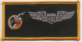 Embroidered Tribute To WWII World War II Airborne Veterans Service Patch - $3.00