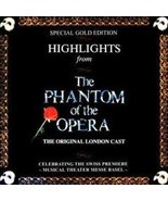 Highlights From The Phantom Of The Opera (The Original Cast Recording) [... - $7.92