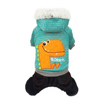 Winter Dog Coat Windproof Pets Dogs Clothing Cotton Pet Clothes For Smal... - $584,10 MXN