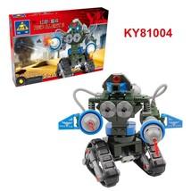 SA 81004 with box Kazi Century Military World War 2 Building Block Milit... - $78.00