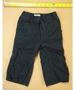 The Childrens Place Boys Pants 18 Mos Navy Blue - $9.46