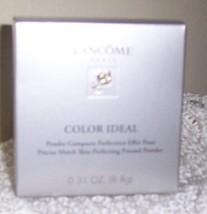LANCOME Color Ideal Pressed Powder ~Deep 10 W~ NIB - $22.08
