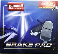 Brake Pads Ford F-150 2004-2010 Set D1012 Rear Semi-Metallic Save Money - $23.77