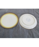 "Craft Stone Gold Dust Japan J5002 Stoneware 8"" Dishes - $9.99"