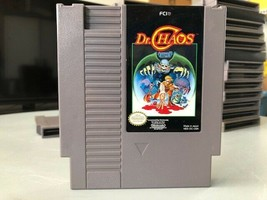 Dr Chaos, Nintendo Entertainment System (NES) 1988, Tested - $6.51