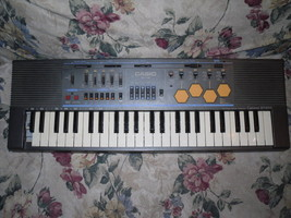 Casio CASIOTONE MT-500 Electronic Keyboard with Super Drums and Drum Pads - $90.00