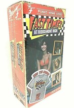 Men's Fast Times At RH Funko Home Video VHS Boxed Short Sleeve Tee Exclusive NIB image 1