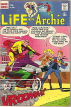 Life With Archie Comic Book #58, Archie 1967 VERY GOOD - $11.64