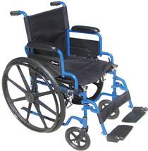 Blue Streak Wheelchair from Drive Medical - $140.00