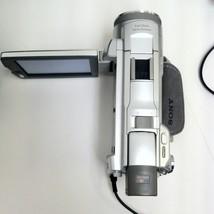 Sony HandyCam DCR-HC85 MiniDV Camcorder w/ Bag - $103.90