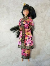 Mattel Chinese Barbie Doll #11180 Special Edition Dolls of the World 1980s  - $19.95