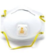 3M 8511 N95 GENERAL USE RESPIRATOR W/ EXHALATION VALVE (BOX OF 10) - $14.00