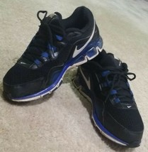 Men's Nike Air Max TR 20K12 Cross Training Running Shoes》Black/Royal Blu... - $54.44