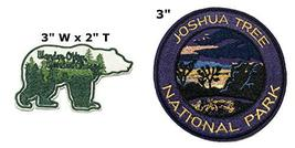 Wander Often Wander Always and Joshua Tree National Park Series 2-Pack Embroider - $7.89