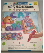 Questron Super Set 5 (4 electronic workbooks) Early Grade Skills New in ... - $19.55