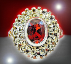 MAGNIFICENT COLLECTION HAUNTED RING 2000X ROYAL BLOOD CEREMONIAL MAGICK ... - $137,007.77