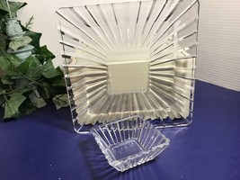 Crystal Clear Crystal Chip and Dip Set - $10.95