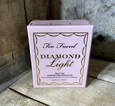 Too Faced Diamond Light Multi-Use DIAMOND Fire Highlighter Sealed! - $17.99