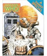 Doctor Who Summer Special Comic Magazine 1983 Peter Davison Cover VFN/NE... - $7.84