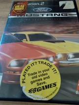 Sony PS2 Ford Mustang: The Legend Lives image 1