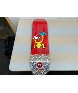 Keith Haring X Alien Workshop - Jason Dill Skate Deck - $349.88