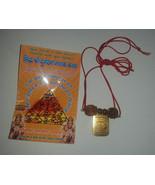De La Suerte Hindú Talisman Protección Amuleto Durghatna Nashak Yantara ... - $8.02