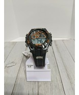 Armitron Sport Men's 40/8188GMG Digital Chronograph Resin Strap Watch - $19.97