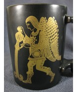 Portmeirion Zodiac Astrological Tankard Coffee Mug Cup Aquarius John Cuffley - $17.97