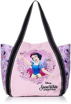 Disney Tote Bag Balloon Snow White Mothers Bag A3 Size DSW-01 Limited Japan - $51.41