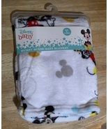 Disney Baby Mickey Mouse Baby Blanket - $12.50