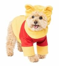 Pooh Medium Dog Costume Rubies Pet Shop - £18.10 GBP