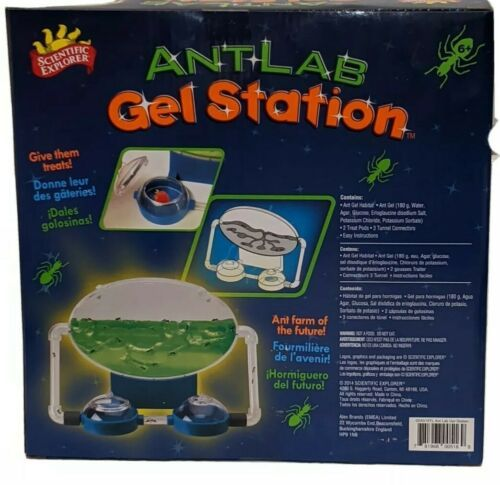 Primary image for Ant Lab Gel Station Habitat Scientific Explorer Children Will Love Play & Watch