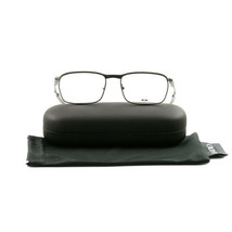 Oakley Conductor Men's Eyeglasses OX3186 01 Satin Black 54 17 137 Metal - $60.80
