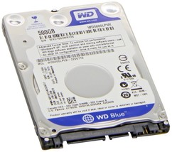 "Western Digital 500GB Internal 2.5"" Laptop Hard Drive Toshiba HGST WD Se... - $32.34"