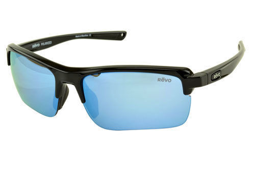 03ad9c0dc4 New Revo Sunglasses CRUX C RE1021 01 Polarized. Made in Mauritius -  121.90