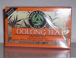 OOLONG TEA WULONG TEA ALL NATURAL SMOOTH MELLOW FRAGRANT HOT OR COLD 20 ... - $6.57