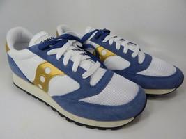 Saucony Jazz Original Vintage SMU Men's Running Shoes Size 9 M EU 42.5 S70368-12