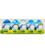 New Lindt Lindor Easter Pack of 5 Milk Chocolate Little Lambs Sheep Candies - $9.85